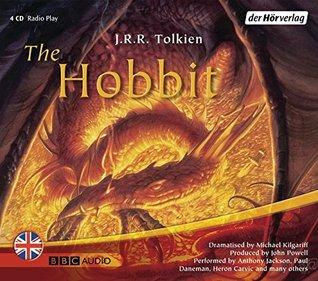 The Hobbit. 4 CDs