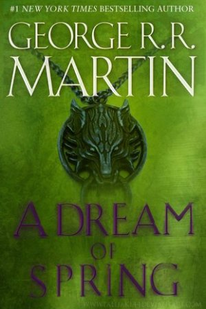 Reading books A Dream of Spring (A Song of Ice and Fire, #7)