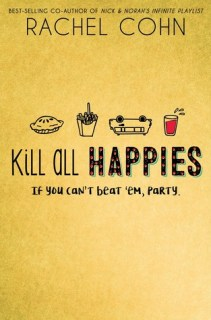 Image result for rachel cohn kill all happies