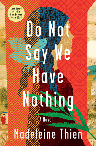 Image result for do not say we have nothing by madeleine thien