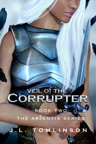 Veil of the Corrupter (Ardentia, #2) Book Pdf ePub