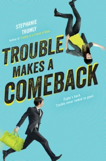 Image result for trouble makes a comeback