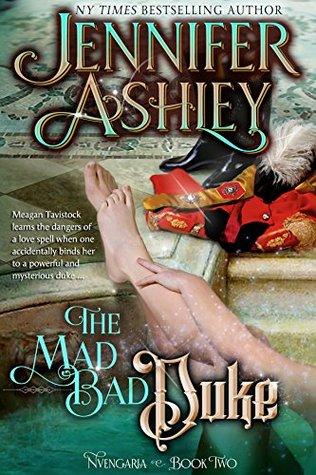 The Mad, Bad Duke (Nvengaria, #2)