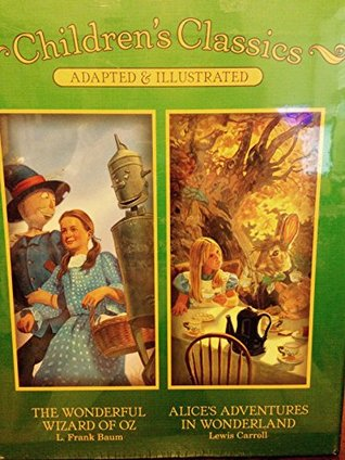 The Adventures of Pinocchio, Peter Pan, the Wonderful Wizard of Oz & Alice's Adventures in Wonderland