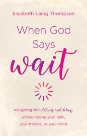 """When God Says """"Wait"""": navigating life's detours and delays without losing your faith, your friends, or your mind"""