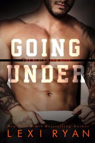 RELEASE BLITZ:  Going Under by Lexi Ryan