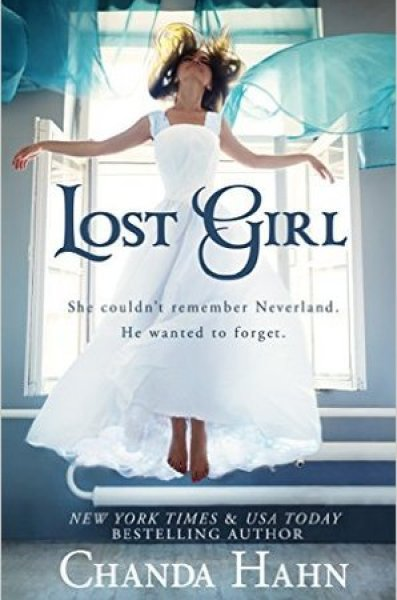 Lost Girl (The Neverwood Chronicles, #1)-Chanda Hahn