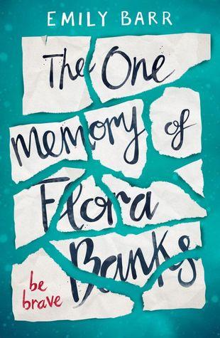 The One Memory Of Flora Banks Boek omslag