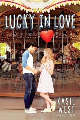 Image result for lucky in love kasie west