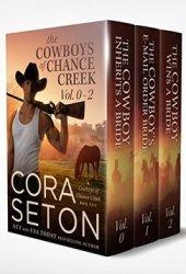 Cowboys of Chance Creek Vol 0.5-2 (The Cowboys of Chance Creek, #0.5-2) Book Pdf