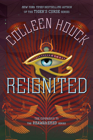 Reignited (Reawakened, #0.5)