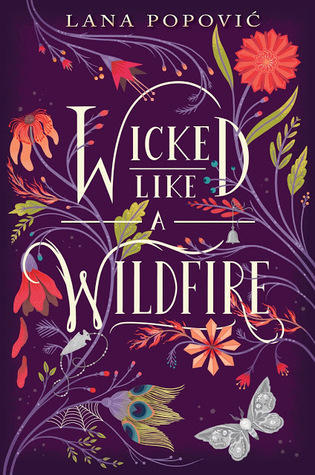 Image result for wicked like a wildfire