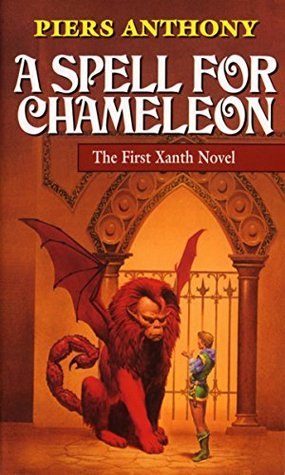 A Spell for Chameleon (Xanth #1)