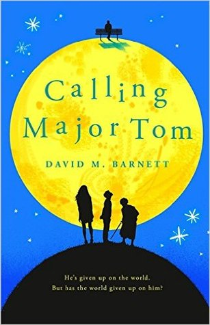 Image result for calling major tom book