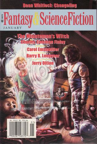 Fantasy & Science Fiction, January 2009 (The Magazine of Fantasy & Science Fiction, #679)