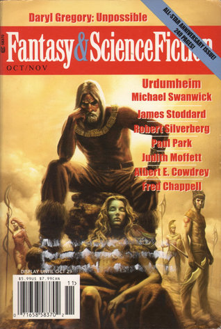 The Magazine of Fantasy & Science Fiction, October/November 2007 (The Magazine of Fantasy & Science Fiction, #666)
