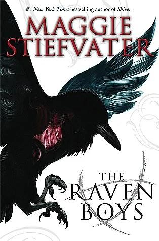 The Raven Boys Book Cover