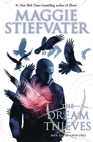 The Dream Thieves Book Cover