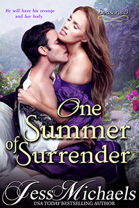 One Summer of Surrender Book Cover