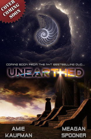 Image result for unearthed by amie kaufman