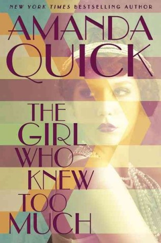 The Girl Who Knew Too Much Book Cover