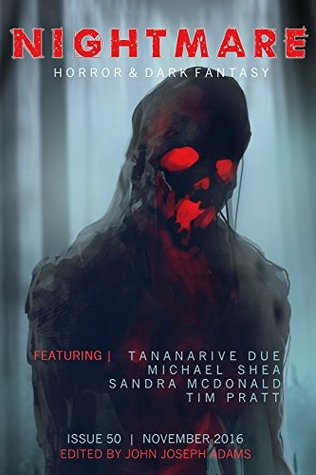 Nightmare Magazine 50: November 2016