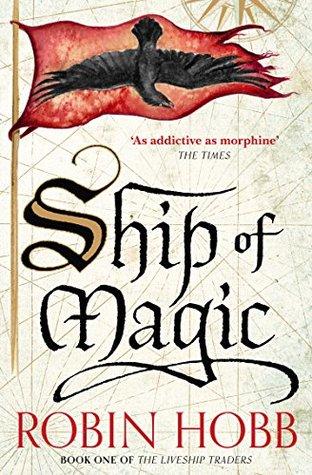 Bildresultat för ship of magic robin hobb