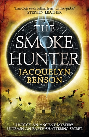 The Smoke Hunter Book Cover