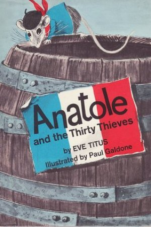 Anatole and the Thirty Thieves (Anatole, #8)