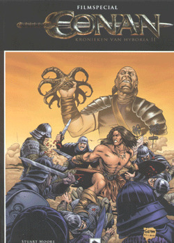 Filmspecial Conan Kronieken van Hyboria 2