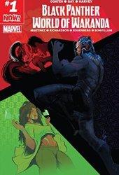 Black Panther: World of Wakanda (2016-) #1 Pdf Book