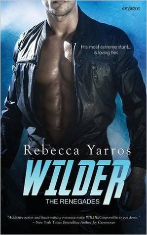 Wilder Book Cover