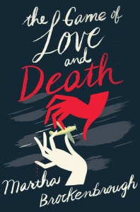 Single Sundays: The Game of Love and Death by Martha Brockenbrough