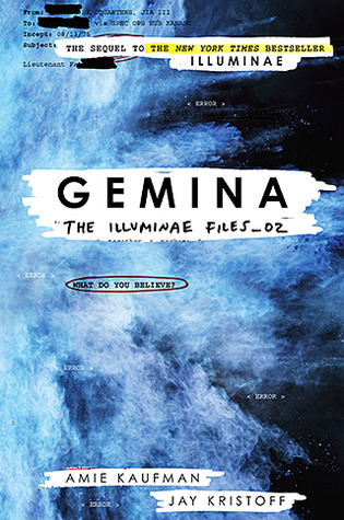 Gemina book review