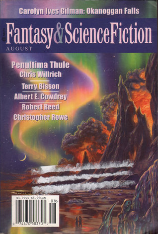 Fantasy & Science Fiction, August 2006 (The Magazine of Fantasy & Science Fiction, #653)
