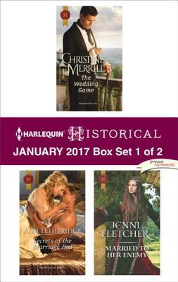 Harlequin Historical January 2017 - Box Set 1 of 2: An Anthology