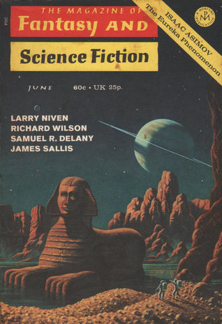 The Magazine of Fantasy and Science Fiction, June 1971 (The Magazine of Fantasy & Science Fiction, #241)