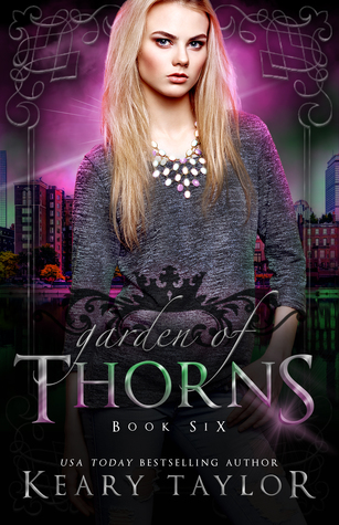 Garden of Thorns by Keary Taylor | reading, books
