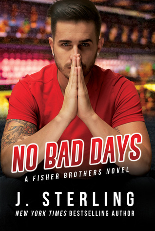Image result for no bad days j. sterling book cover