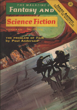 The Magazine of Fantasy and Science Fiction, February 1973 (The Magazine of Fantasy & Science Fiction, #261)