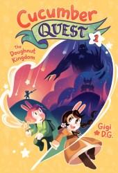 Cucumber Quest: The Doughnut Kingdom Pdf Book