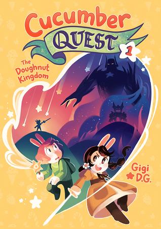 Cucumber Quest: The Doughnut Kingdom (Cucumber Quest, #1)