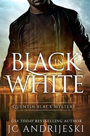 Black In White (Quentin Black Mystery, #1) Book Pdf ePub