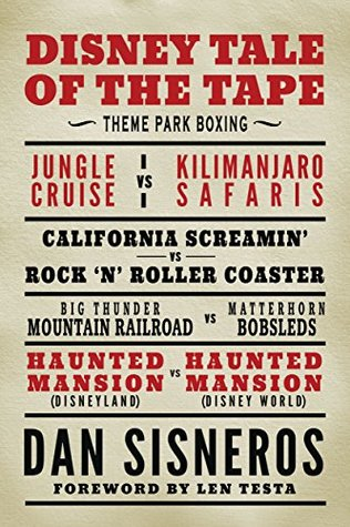 Disney Tale of the Tape: Theme Park Boxing