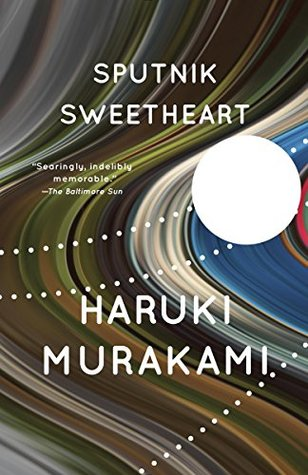 Sputnik Sweetheart Book Cover