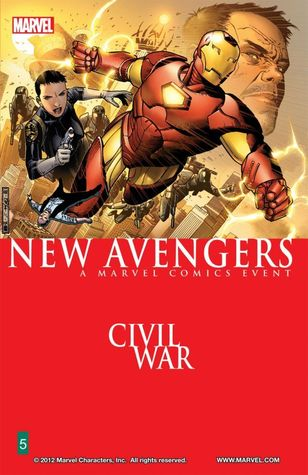 The New Avengers, Volume 5: Civil War