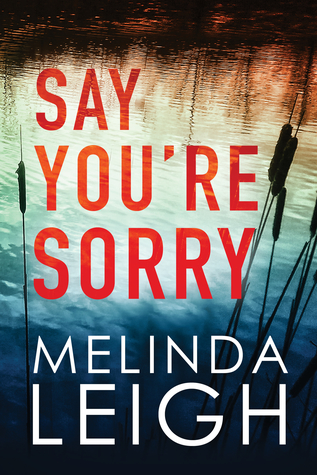 Say You're Sorry (Morgan Dane #1)