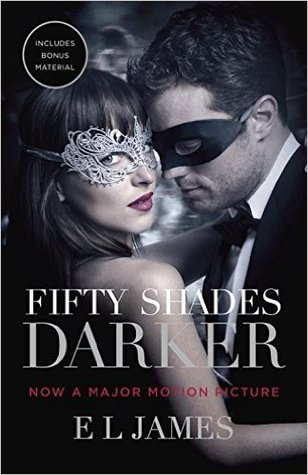 Fifty Shades Darker: Official Movie tie-in edition, includes bonus material