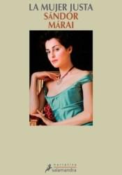 La mujer justa Pdf Book