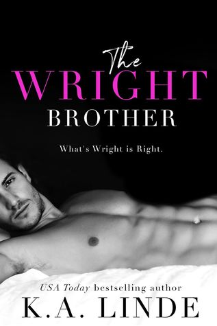 Blog Tour Review:  The Wright Brother by K. A. Linde